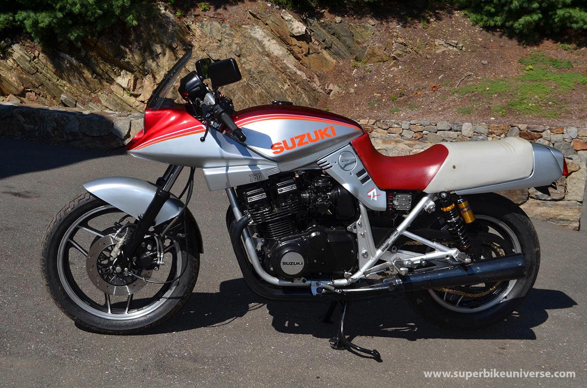 Gas Mileage Suzuki Katana